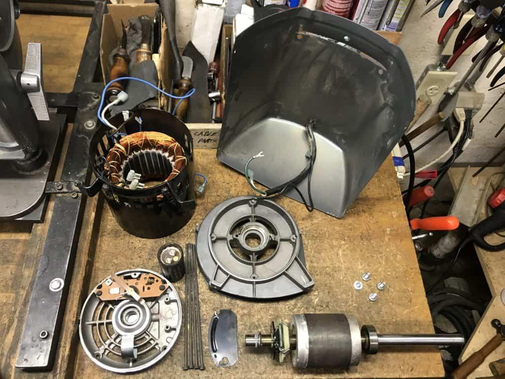 Anatomy of Motor Repair